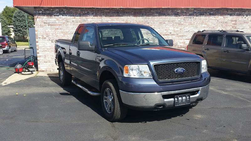 2006 Ford F-150 XLT 4dr SuperCab 4WD Styleside 6.5 ft. SB - Clay Center KS