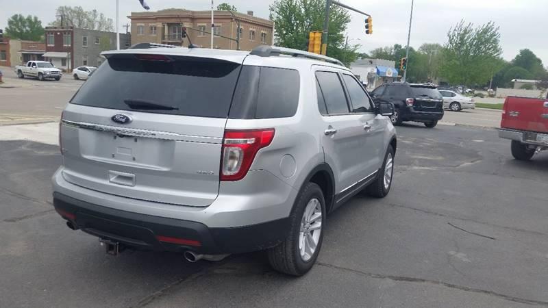 2013 Ford Explorer AWD XLT 4dr SUV - Clay Center KS