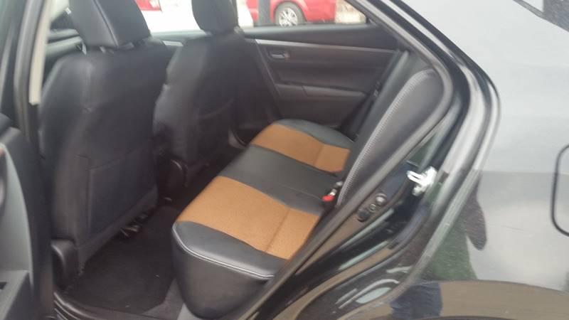 2014 Toyota Corolla S Premium 4dr Sedan - Clay Center KS