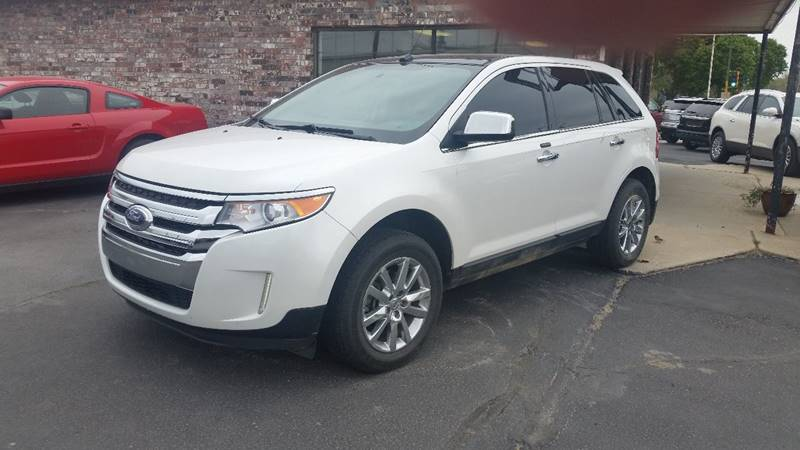 2011 Ford Edge SEL 4dr SUV - Clay Center KS
