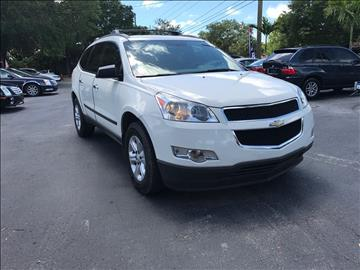 2012 Chevrolet Traverse for sale in Clearwater, FL