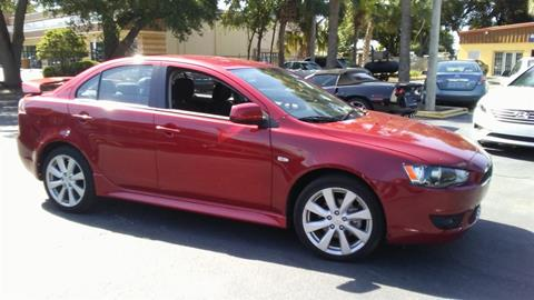 2014 Mitsubishi Lancer for sale in Clearwater, FL