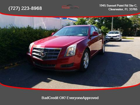 2009 Cadillac CTS for sale in Clearwater, FL