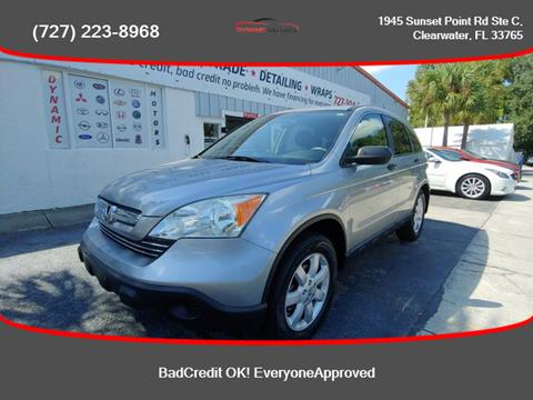 2007 Honda CR-V for sale in Clearwater, FL