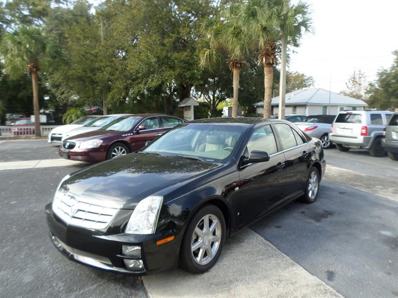 2006 cadillac sts clearwater fl