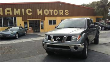 2007 Nissan Frontier for sale in Clearwater, FL