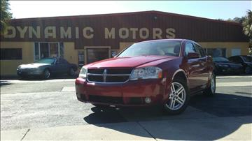 2010 Dodge Avenger for sale in Clearwater, FL