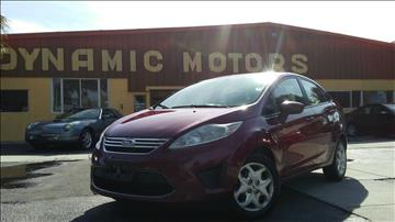 2011 Ford Fiesta for sale in Clearwater, FL
