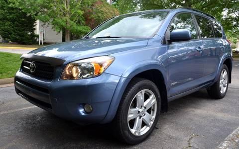 2007 Toyota RAV4 for sale at Prime Auto Sales LLC in Virginia Beach VA