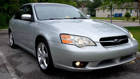 2007 Subaru Legacy for sale at Prime Auto Sales LLC in Virginia Beach VA