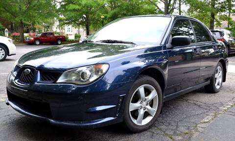 2006 Subaru Impreza for sale at Prime Auto Sales LLC in Virginia Beach VA