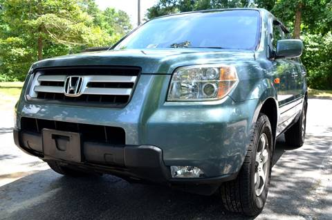 2006 Honda Pilot for sale at Prime Auto Sales LLC in Virginia Beach VA