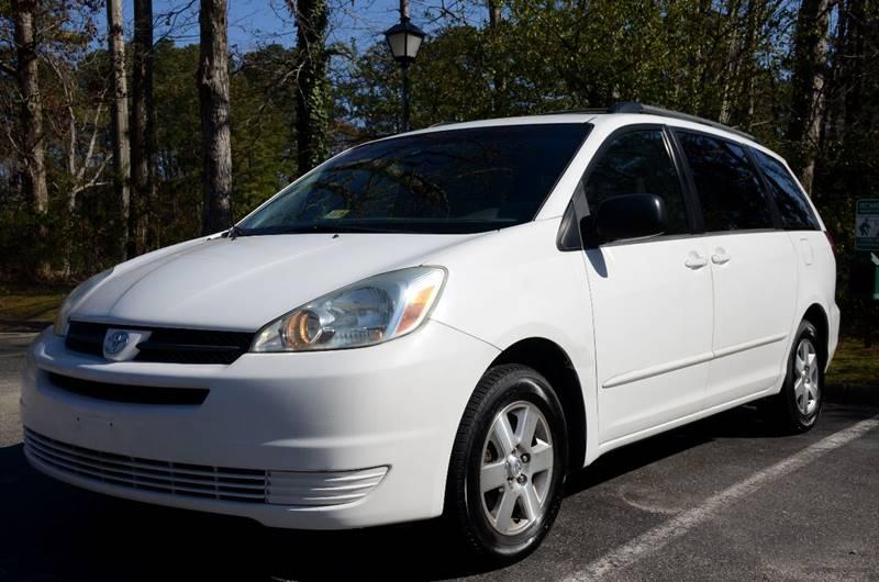 2005 Toyota Sienna for sale at Prime Auto Sales LLC in Virginia Beach VA