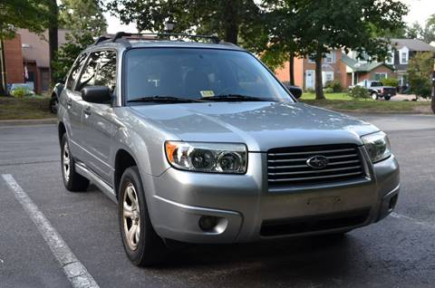 2007 Subaru Forester for sale at Prime Auto Sales LLC in Virginia Beach VA