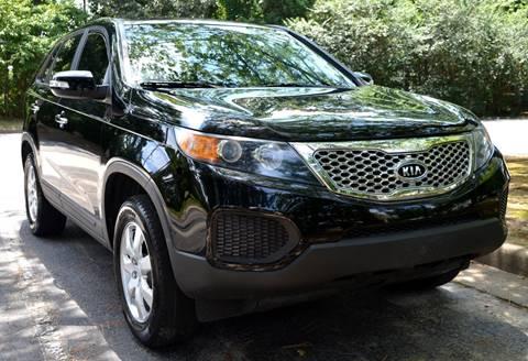 2011 Kia Sorento for sale at Prime Auto Sales LLC in Virginia Beach VA