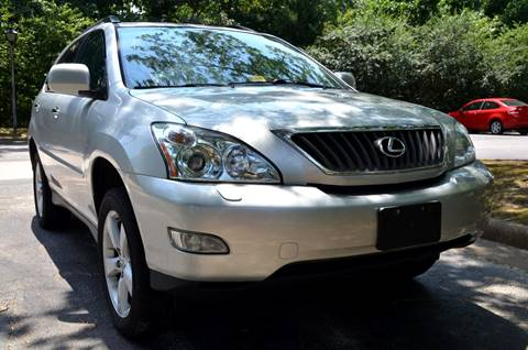 2008 Lexus RX 350 for sale at Prime Auto Sales LLC in Virginia Beach VA