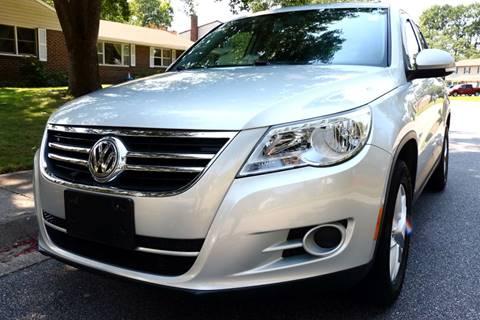 2011 Volkswagen Tiguan for sale at Prime Auto Sales LLC in Virginia Beach VA