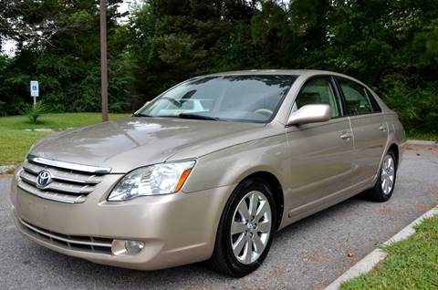 2005 Toyota Avalon for sale at Prime Auto Sales LLC in Virginia Beach VA