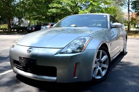 2004 Nissan 350Z for sale at Prime Auto Sales LLC in Virginia Beach VA