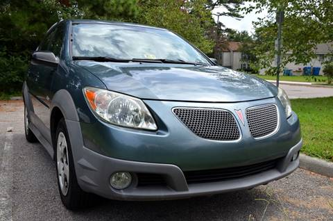 2006 Pontiac Vibe for sale at Prime Auto Sales LLC in Virginia Beach VA