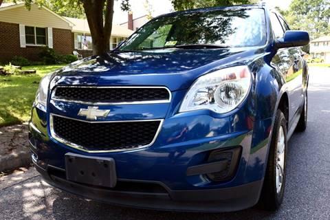 2010 Chevrolet Equinox for sale at Prime Auto Sales LLC in Virginia Beach VA