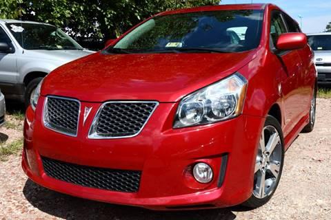 2010 Pontiac Vibe for sale at Prime Auto Sales LLC in Virginia Beach VA