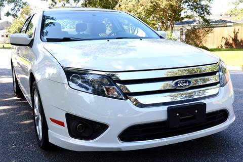 2012 Ford Fusion for sale at Prime Auto Sales LLC in Virginia Beach VA