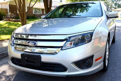 2010 Ford Fusion Hybrid for sale at Prime Auto Sales LLC in Virginia Beach VA