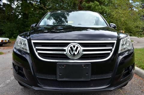 2010 Volkswagen Tiguan for sale at Prime Auto Sales LLC in Virginia Beach VA