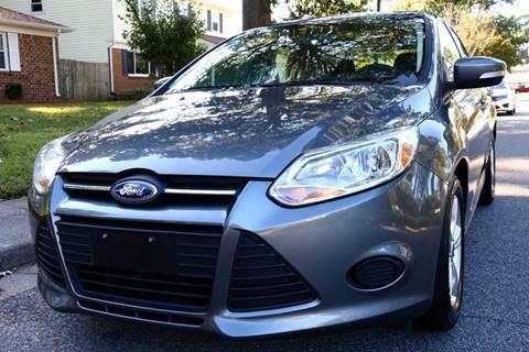 2013 Ford Focus for sale at Prime Auto Sales LLC in Virginia Beach VA