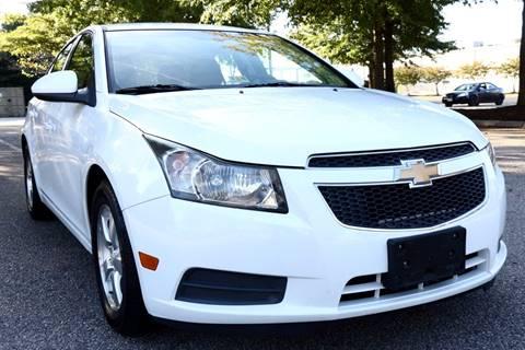 2012 Chevrolet Cruze for sale in Virginia Beach, VA