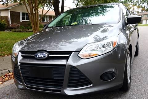 2012 Ford Focus for sale at Prime Auto Sales LLC in Virginia Beach VA