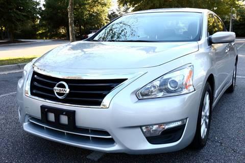 2014 Nissan Altima for sale at Prime Auto Sales LLC in Virginia Beach VA
