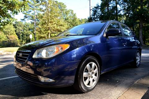 2007 Hyundai Elantra for sale at Prime Auto Sales LLC in Virginia Beach VA