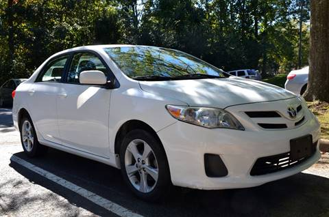 2011 Toyota Corolla for sale at Prime Auto Sales LLC in Virginia Beach VA