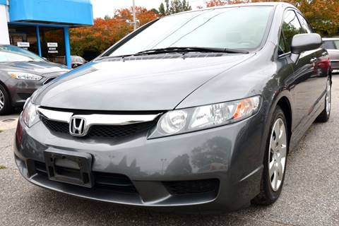 2010 Honda Civic for sale at Prime Auto Sales LLC in Virginia Beach VA