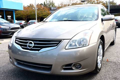 2011 Nissan Altima for sale at Prime Auto Sales LLC in Virginia Beach VA