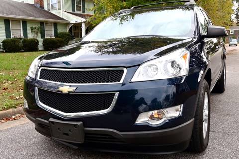 2012 Chevrolet Traverse for sale at Prime Auto Sales LLC in Virginia Beach VA