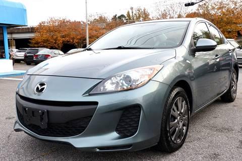 2013 Mazda MAZDA3 for sale at Prime Auto Sales LLC in Virginia Beach VA