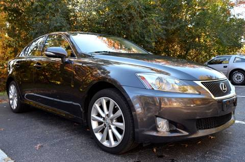 2010 Lexus IS 250 for sale at Prime Auto Sales LLC in Virginia Beach VA