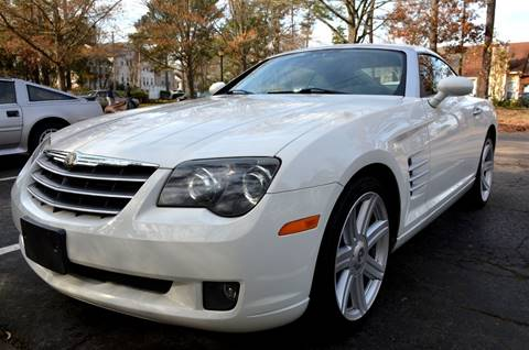2004 Chrysler Crossfire for sale at Prime Auto Sales LLC in Virginia Beach VA