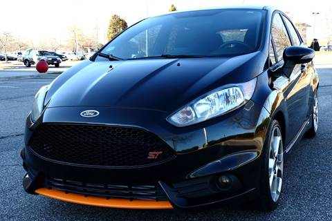 2015 Ford Fiesta for sale at Prime Auto Sales LLC in Virginia Beach VA