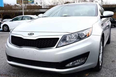 2012 Kia Optima for sale at Prime Auto Sales LLC in Virginia Beach VA