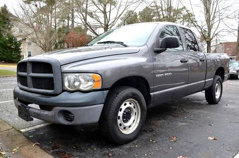 2004 Dodge Ram Pickup 1500 for sale at Prime Auto Sales LLC in Virginia Beach VA