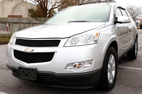 2011 Chevrolet Traverse for sale at Prime Auto Sales LLC in Virginia Beach VA