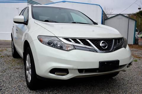 2011 Nissan Murano for sale at Prime Auto Sales LLC in Virginia Beach VA