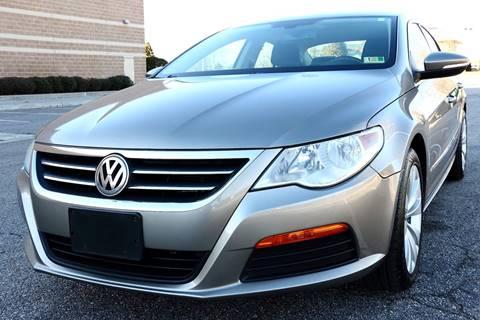 2011 Volkswagen CC for sale at Prime Auto Sales LLC in Virginia Beach VA