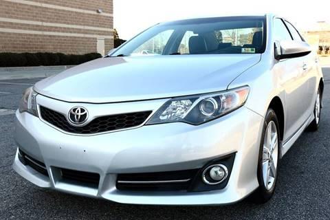 2013 Toyota Camry for sale at Prime Auto Sales LLC in Virginia Beach VA