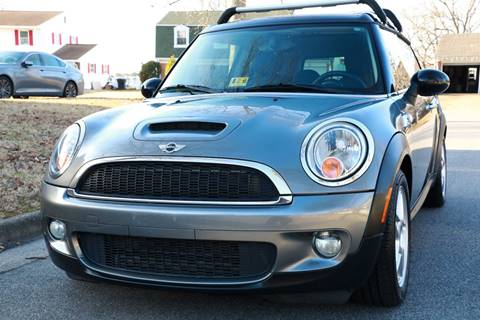 2009 MINI Cooper Clubman for sale at Prime Auto Sales LLC in Virginia Beach VA