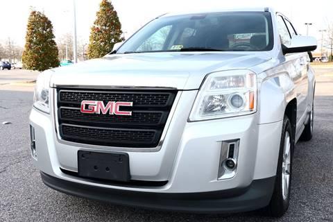 2011 GMC Terrain for sale at Prime Auto Sales LLC in Virginia Beach VA